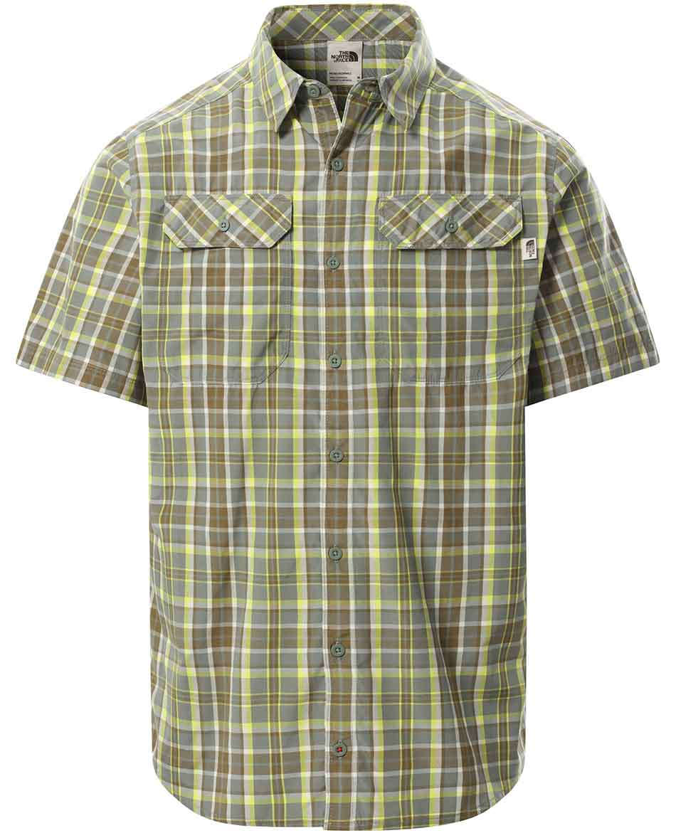 NORTH FACE CAMISA MANGA CORTA NORTH FACE PINE KNOT