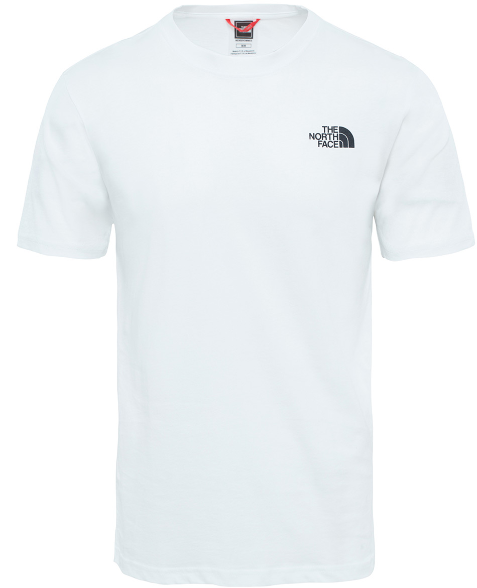 NORTH FACE CAMISETA NORTH FACE REDBOX