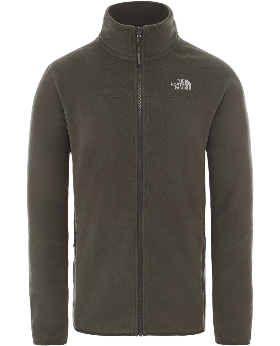 NORTH FACE FORRO POLAR ABIERTO NORTH FACE 100 GLACIER