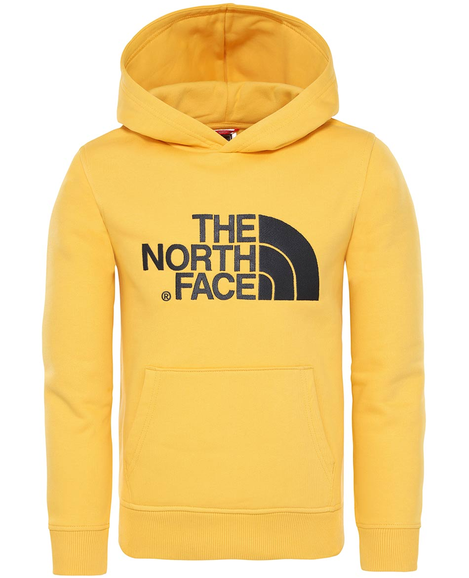 NORTH FACE SUDADERA CON CAPUCHA NORTH FACE DREW PEAK JUNIOR