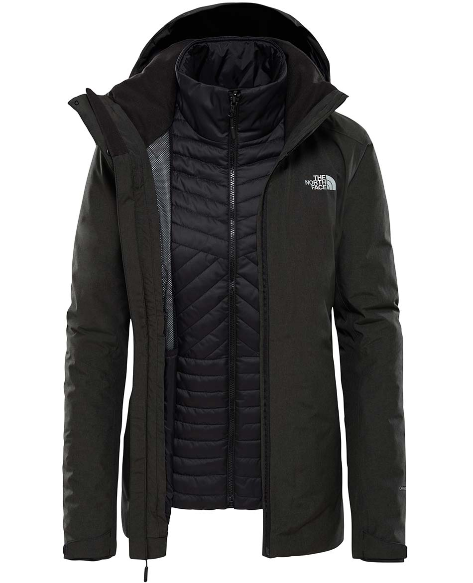 NORTH FACE CHAQUETA NORTH FACE CON CAPUCHA INLUX TRICLIMATE