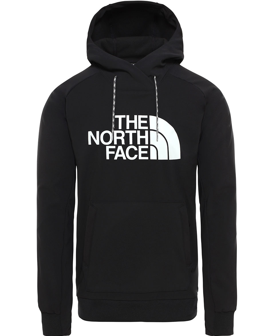 NORTH FACE SUDADERA NORTH FACE CON CAPUCHA TEKNO LOGO