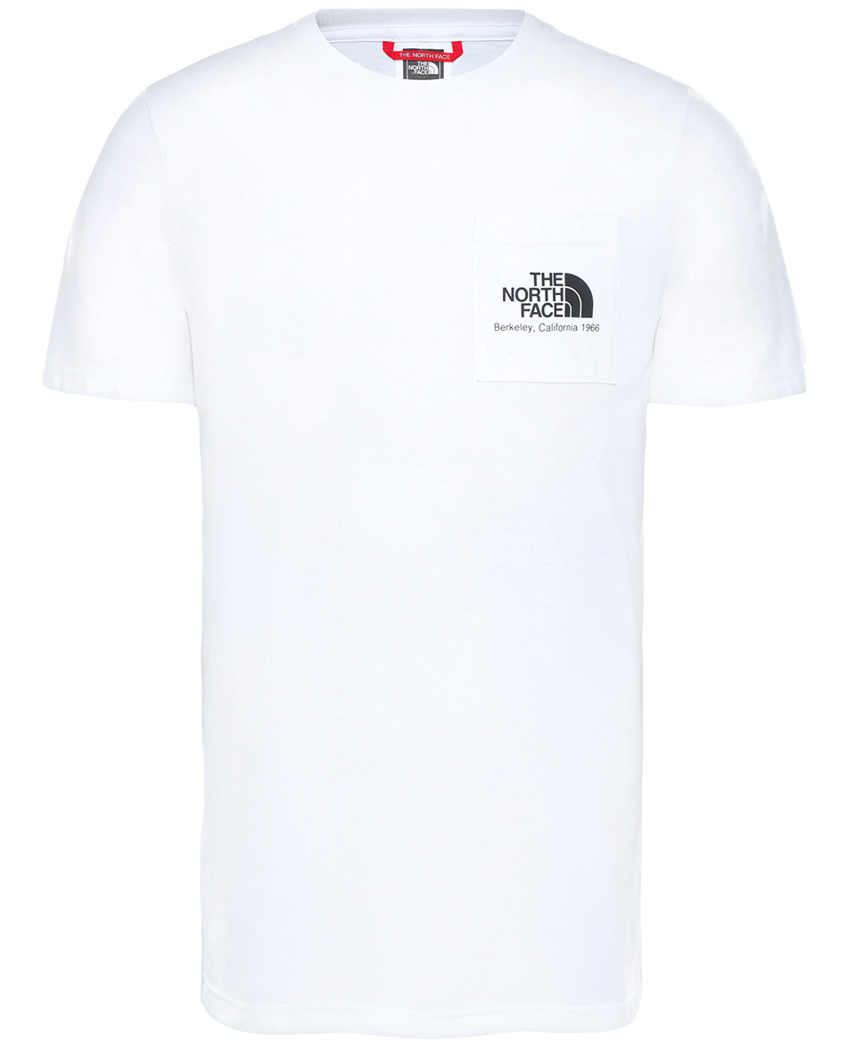 NORTH FACE CAMISETA NORTH FACE BERKELEY CALIFORNIA