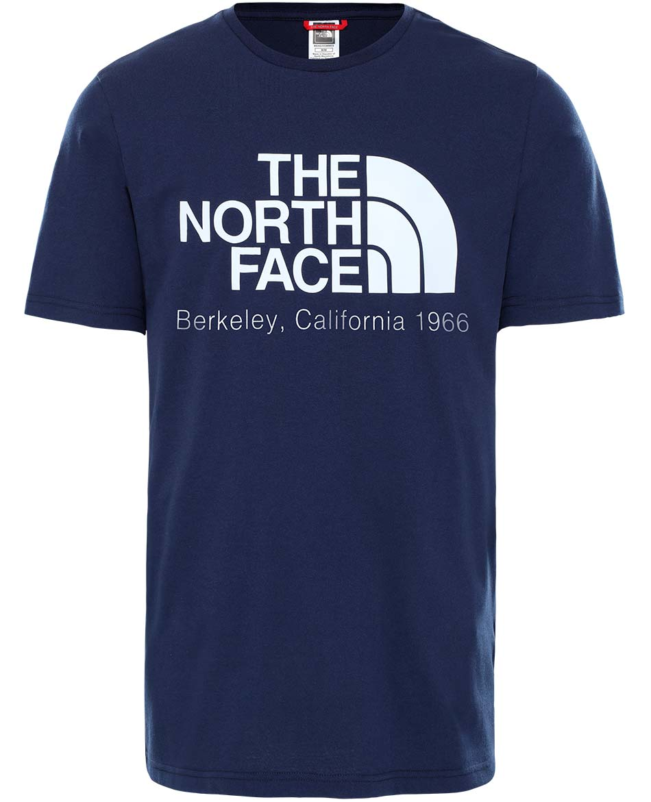 NORTH FACE CAMISETA NORTH  FACE BEREKELY CALIFORNIA