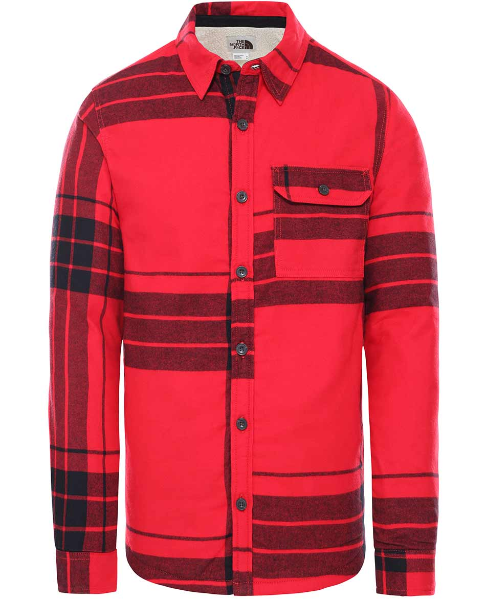 NORTH FACE CAMISA NORTH FACE CAMPSHIRE