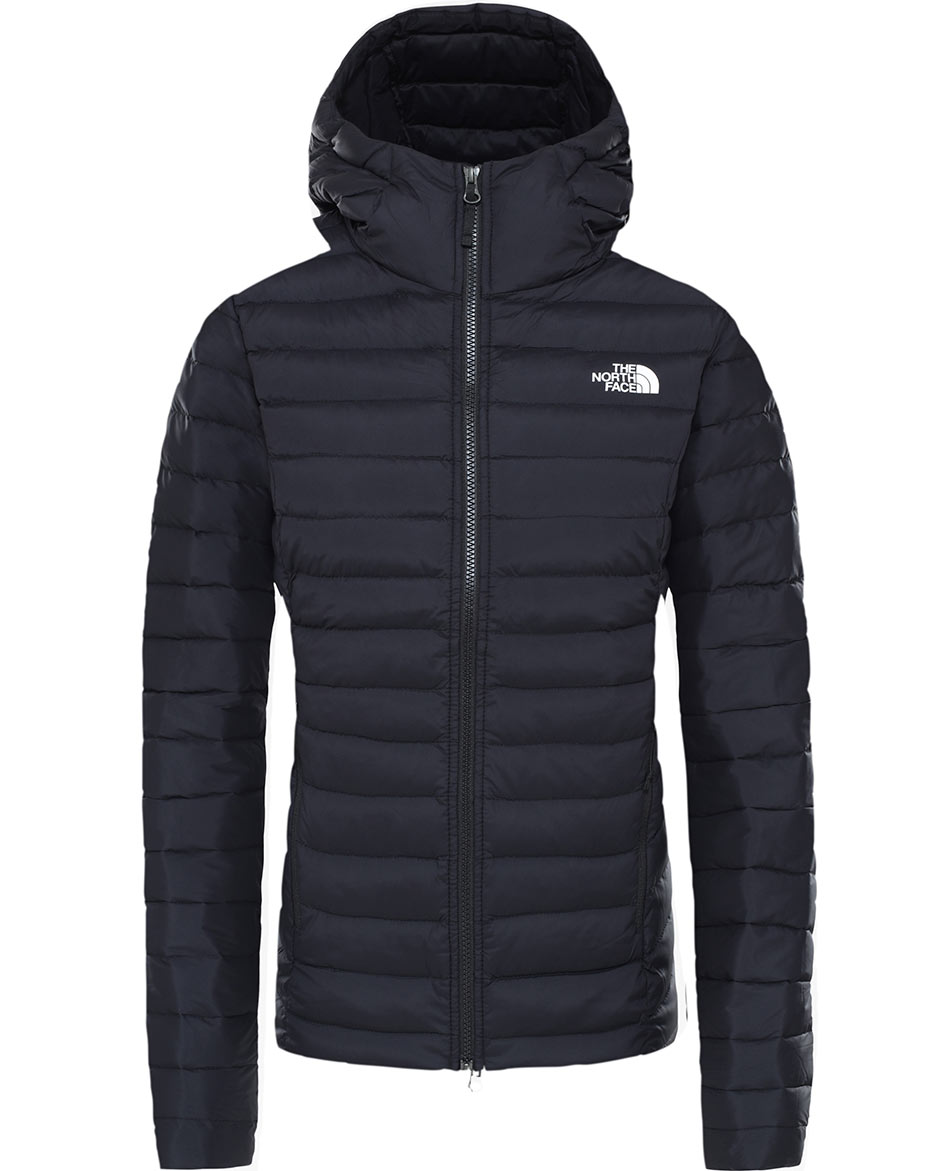 NORTH FACE CHAQUETA DE PLUMAS CON CAPUCHA NORTH FACE
