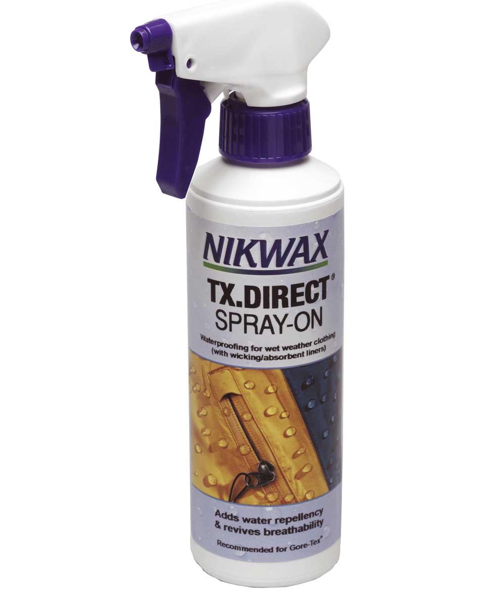 NIKWAX IMPERMEABLE NIKWAX SPRAY TX-DIRECT