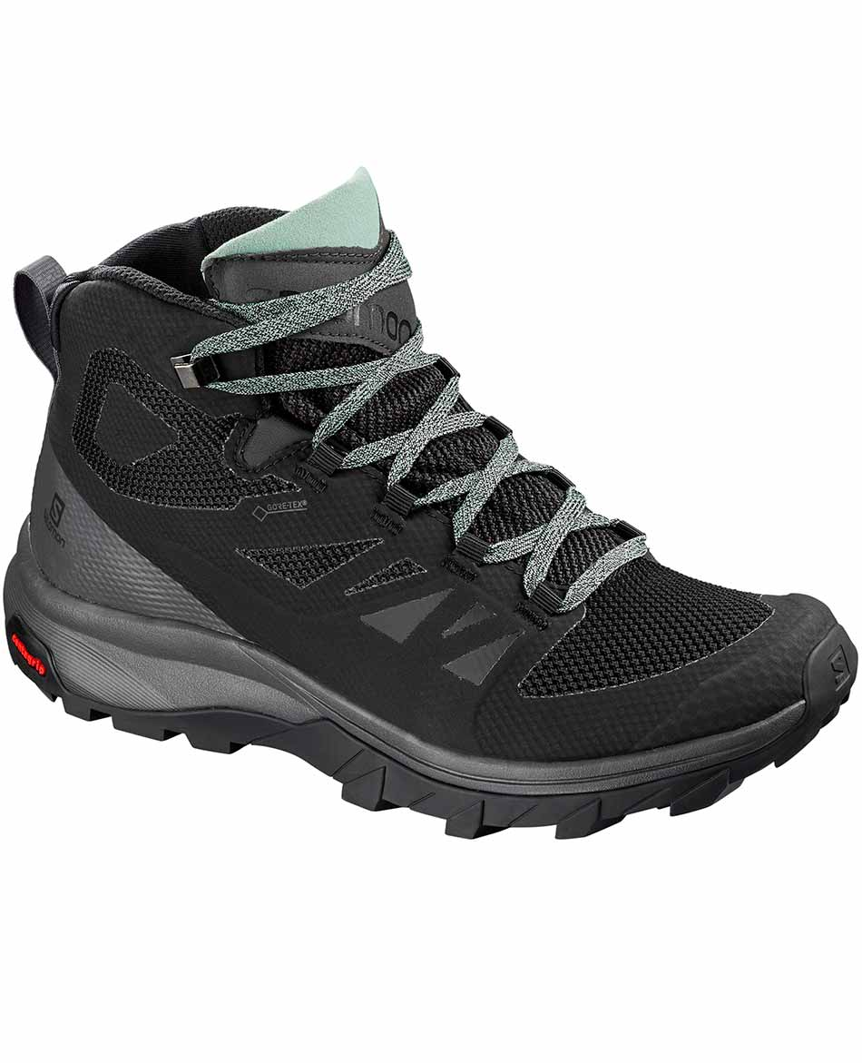 SALOMON BOTAS OUTLINE MID GORE-TEX® W
