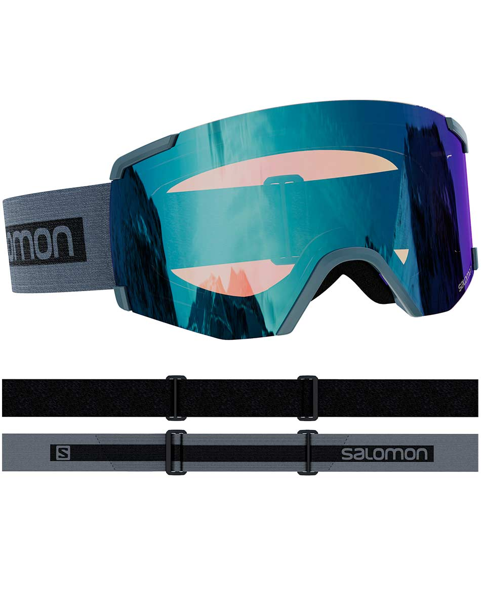 SALOMON MASCARA SALOMON S-VIEW FOTOCROMATICA