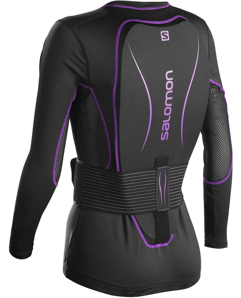 SALOMON PROTECTOR ESPALDA SALOMON SECONDSKIN FLEXCELL