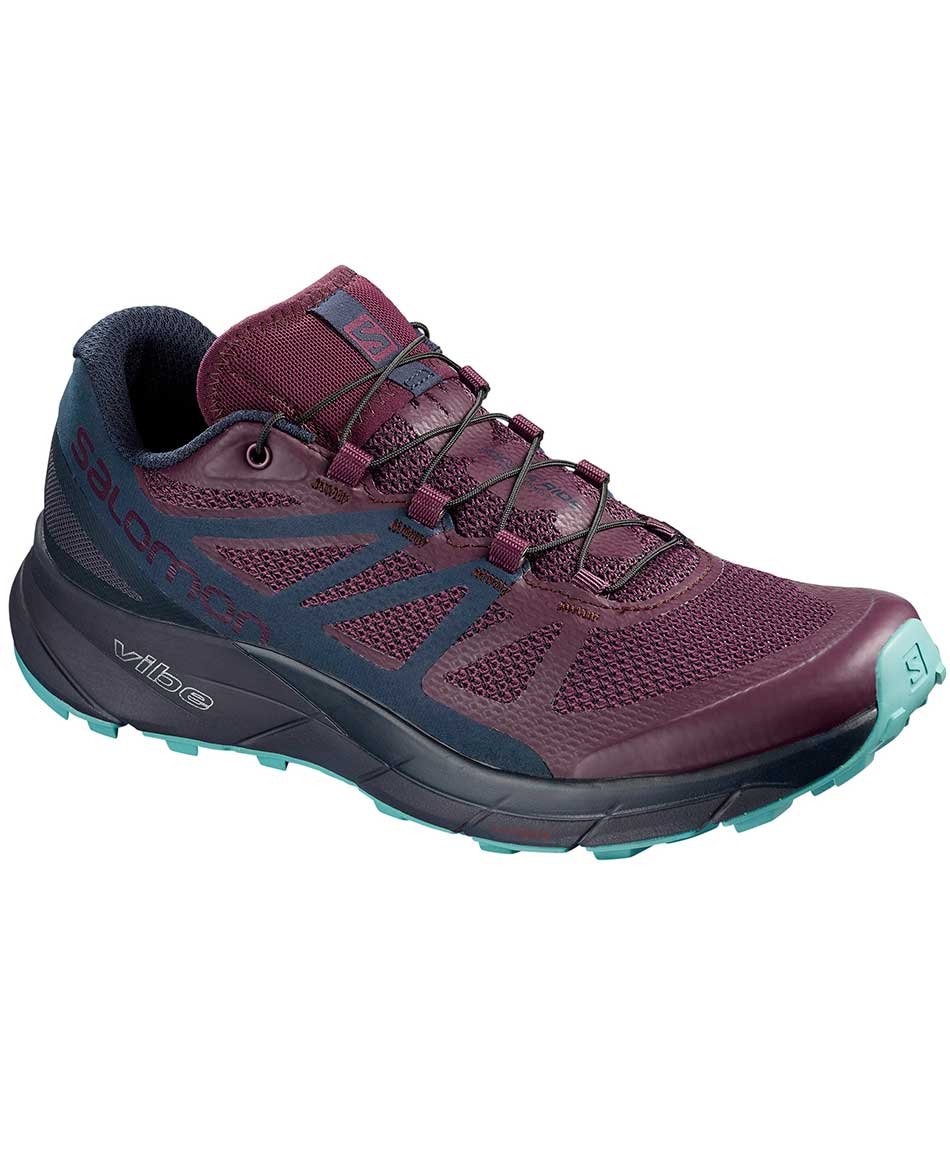 SALOMON ZAPATILLAS SENSE RIDE W
