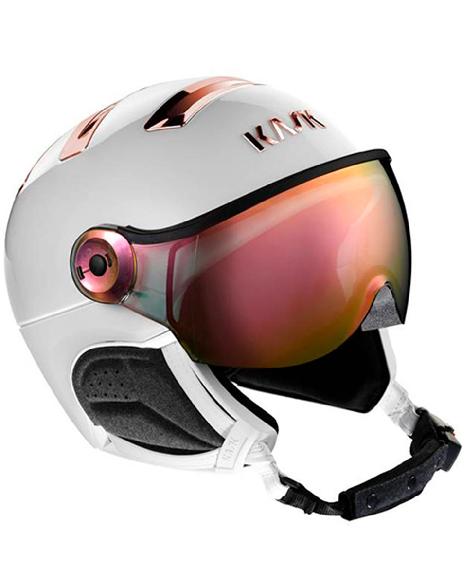 KASK CASCO KASK CHROME VISOR