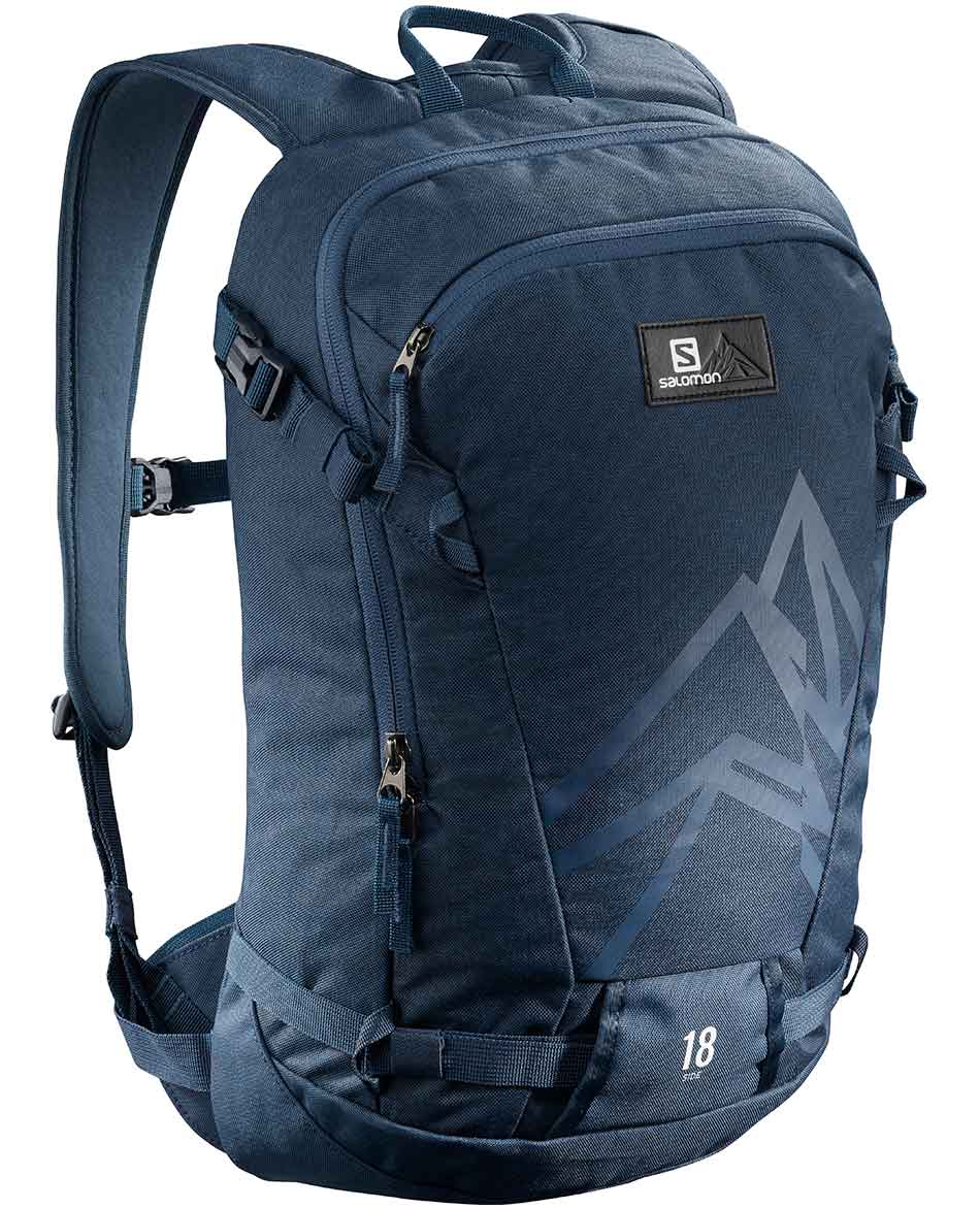 SALOMON MOCHILA SALOMON SIDE 18 LITROS
