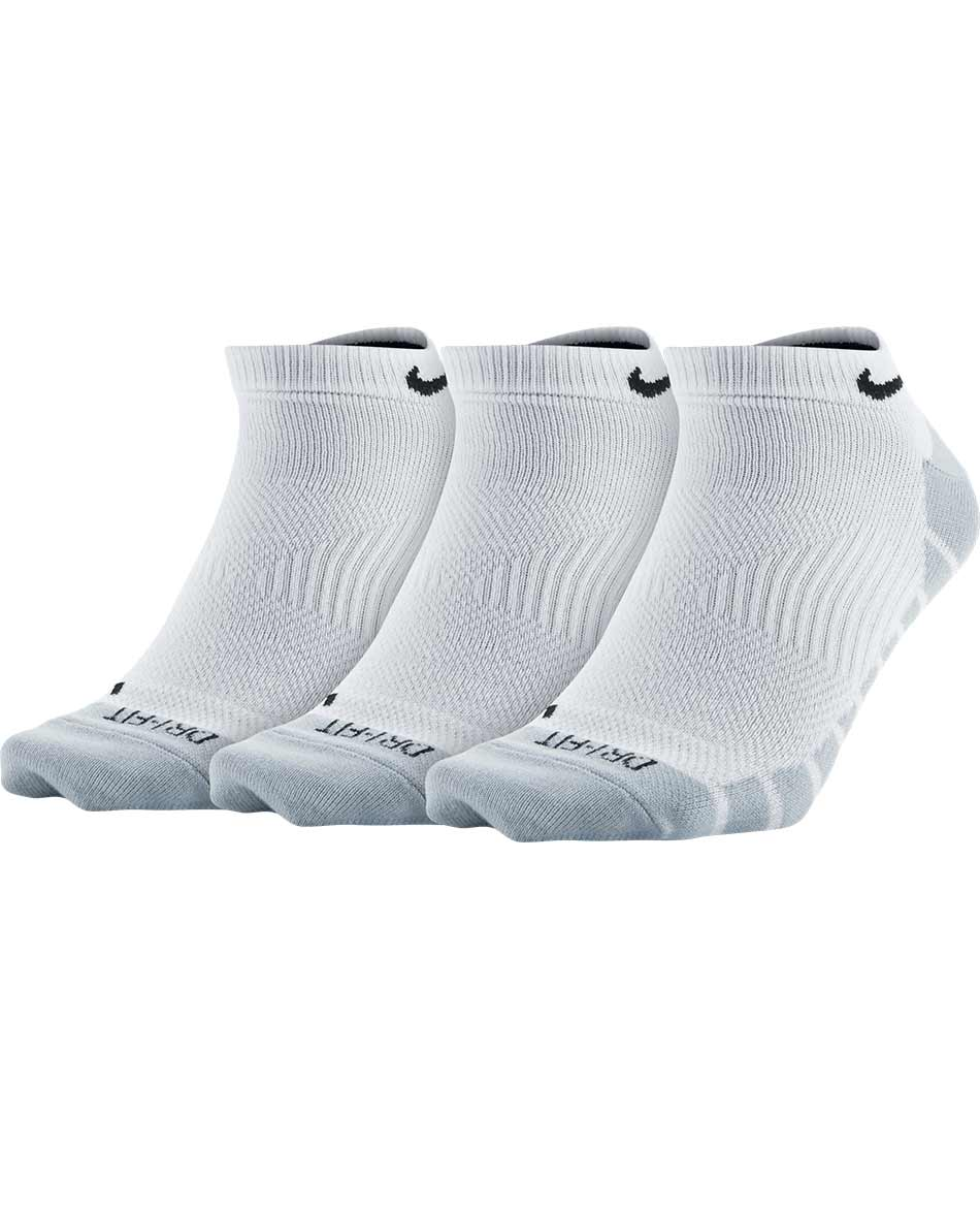NIKE CALCETINES NIKE DRY LIGHTWEIGHT NO-SHOW 3 PARES