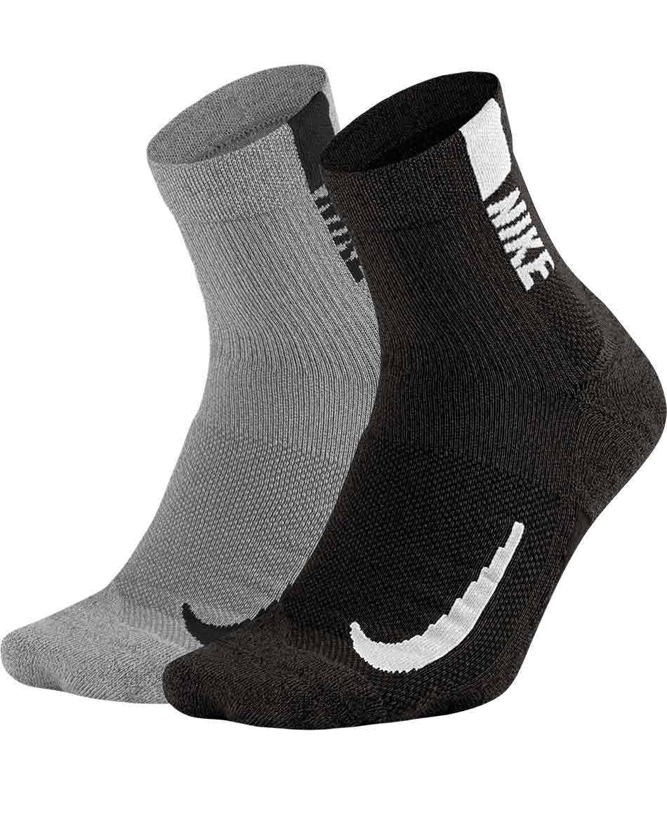 NIKE CALCETINES MULTIPLIER ANKLE 2 PARES