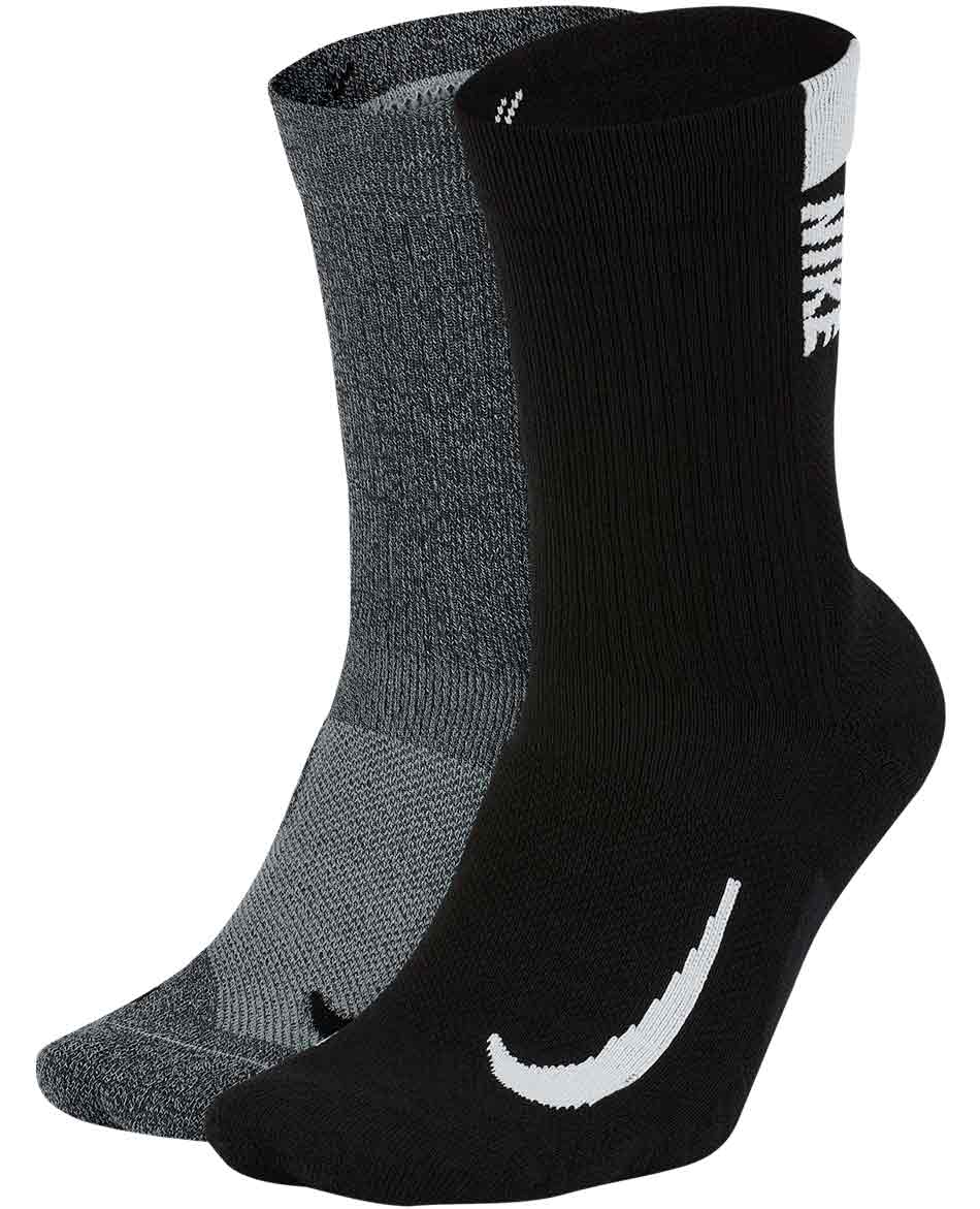 NIKE CALCETINES MULTIPLIER 2 PARES