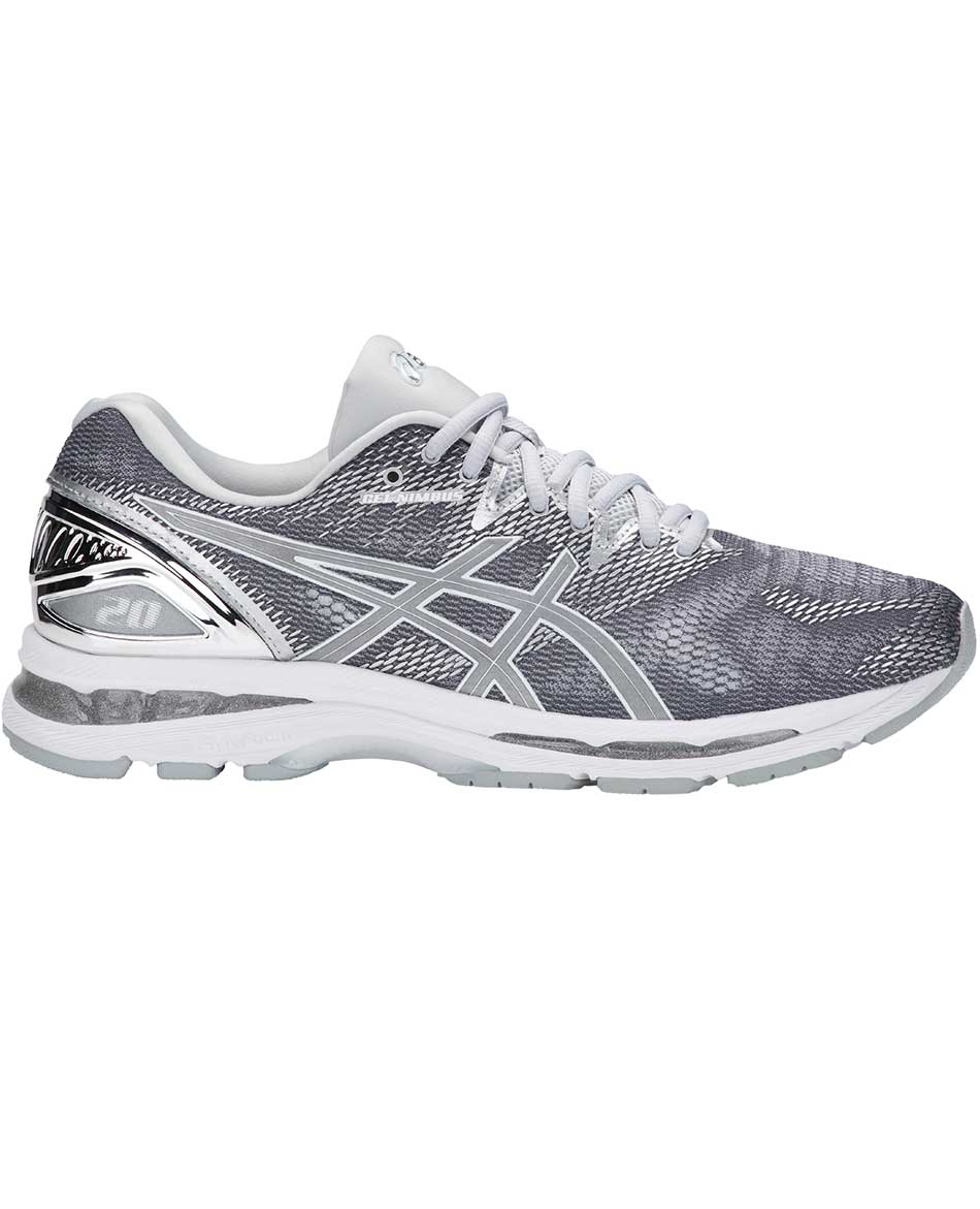 ASICS ZAPATILLAS GEL NIMBUS 20 PLATINUM