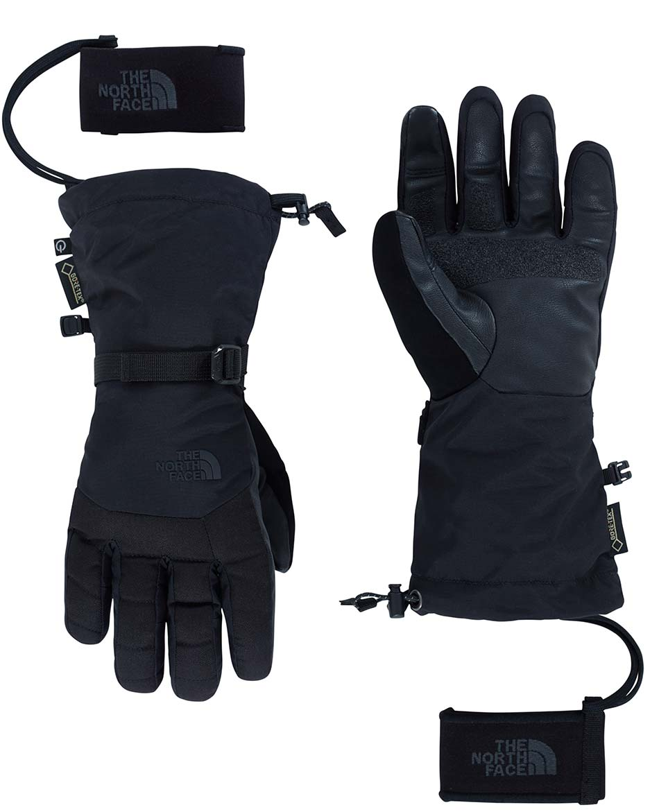 NORTH FACE GUANTES NORTH FACE MONTANA GORE-TEX®