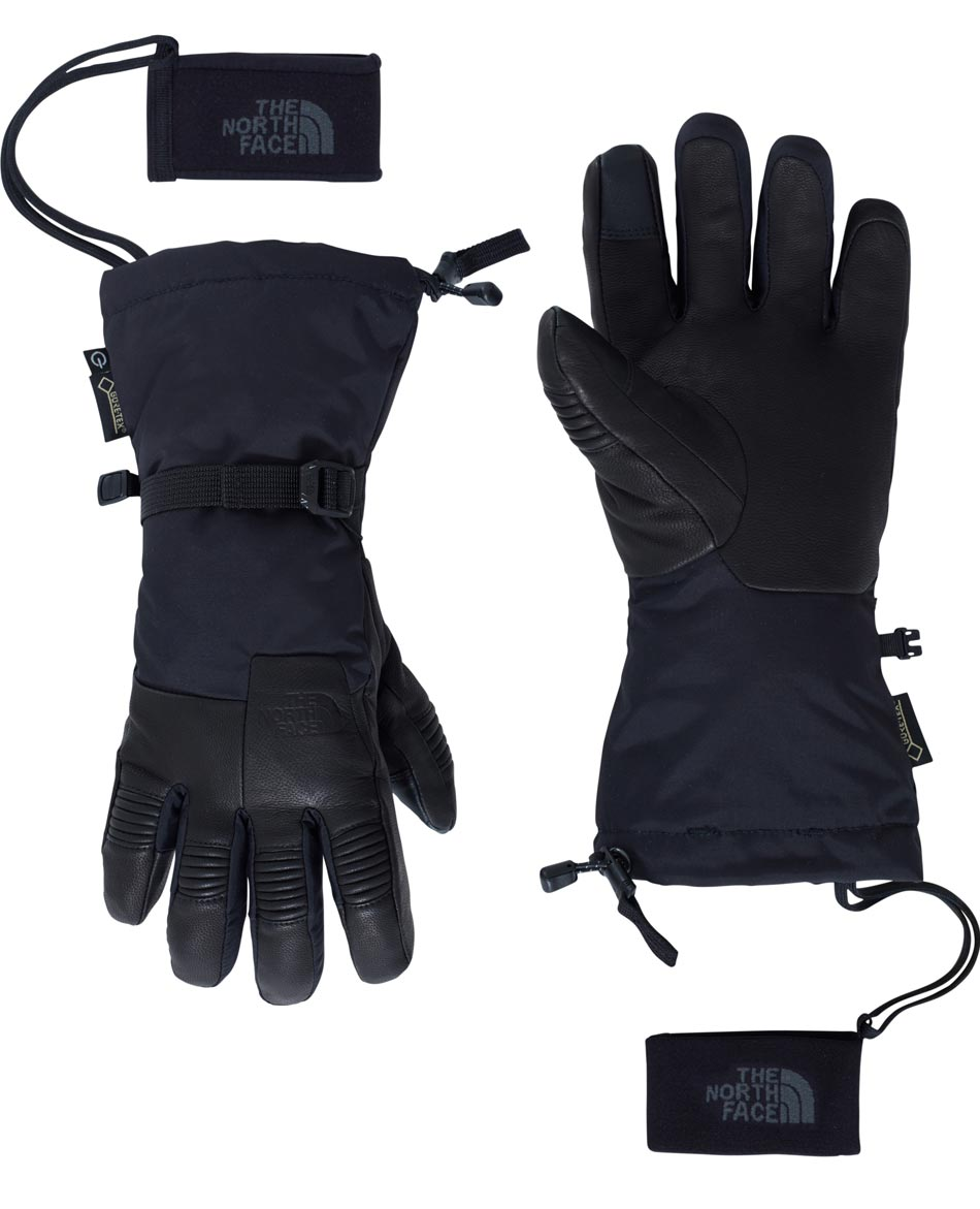 NORTH FACE GUANTES NORTH FACE POWDERCLOUD GORE-TEX® PRO
