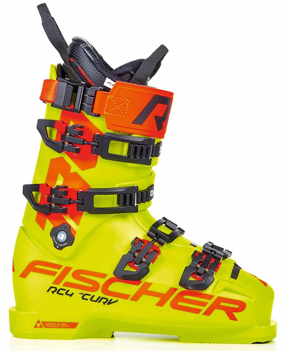 FISCHER BOTAS RC4 THE CURV 130 VACUUM FULL FIT
