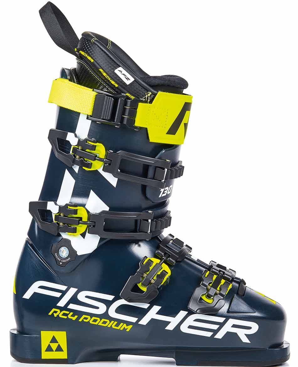 FISCHER BOTAS RC4 PODIUM GT 130 VACUUM FULL FIT