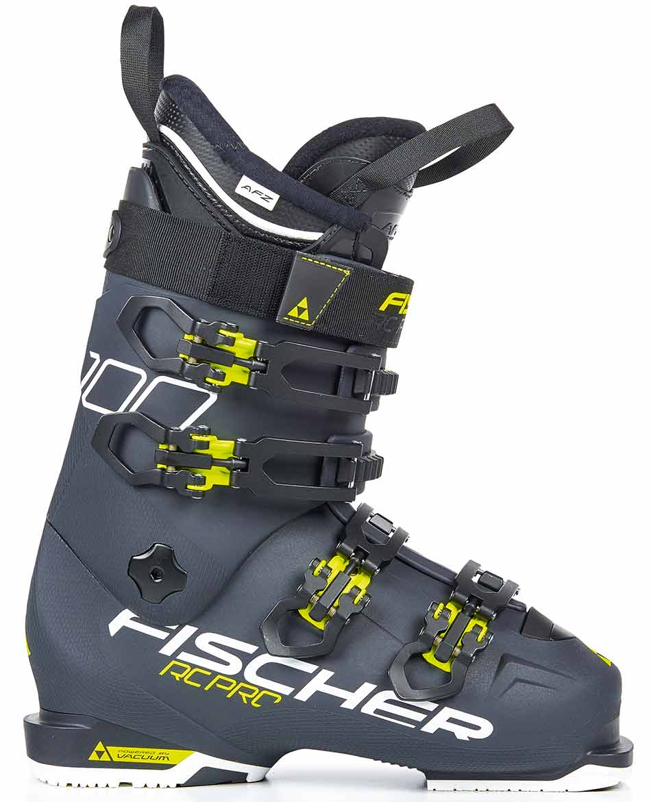 FISCHER BOTAS RC PRO 100 POWERED BY VACUUM