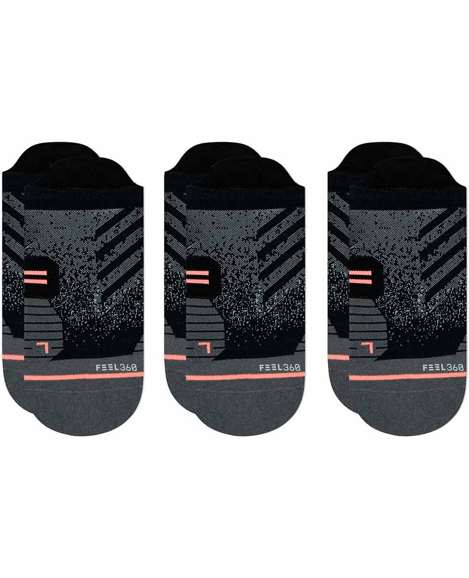 STANCE CALCETINES STANCE RUN TAB 3 PACKS