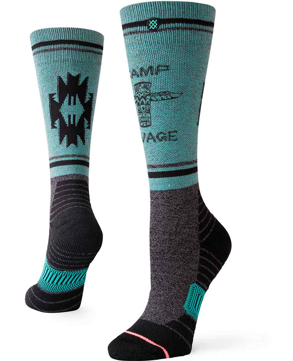STANCE CALCETINES CAMP SAVAGE W