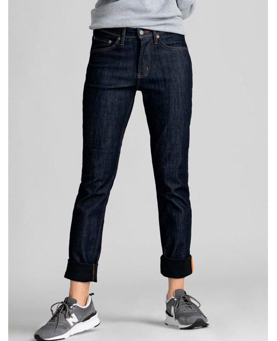 DUER PANTALONES DUER ALL WEATHER DENIM SLIM STAIGHT W