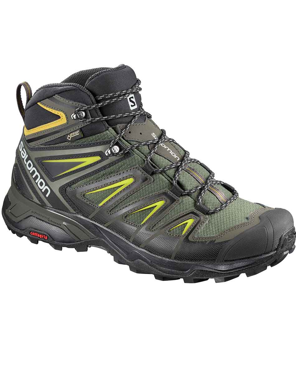 SALOMON BOTAS X ULTRA MID 3 GORE-TEX®