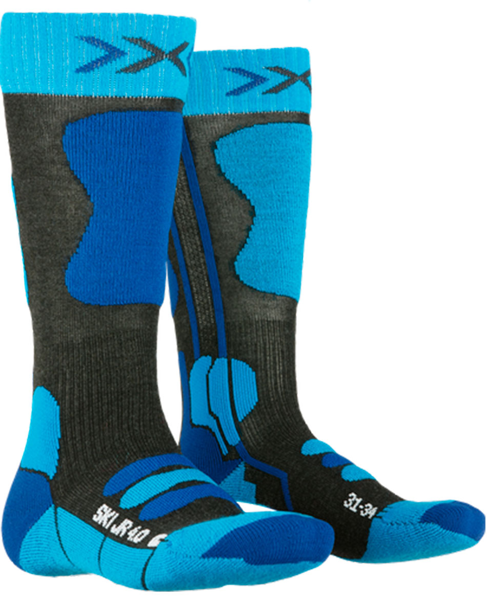 X BIONIC CALCETINES SKI LT 4.0 JUNIOR