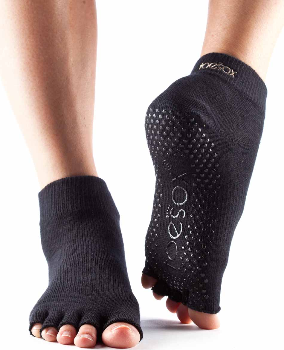 TOESOX CALCETINES DE YOGA ANKLE
